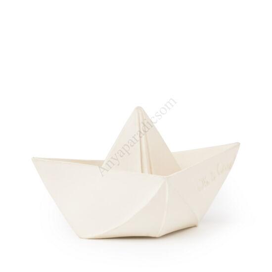 Oli&Carol fehér hajó rágóka