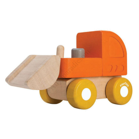 plantoys mini buldozer