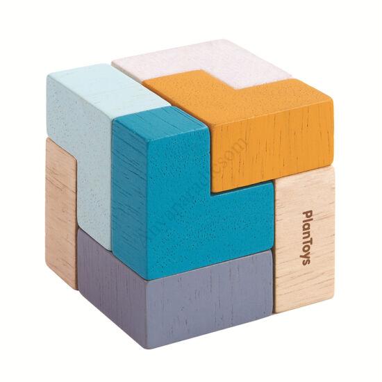 plan toys mini kocka puzzle