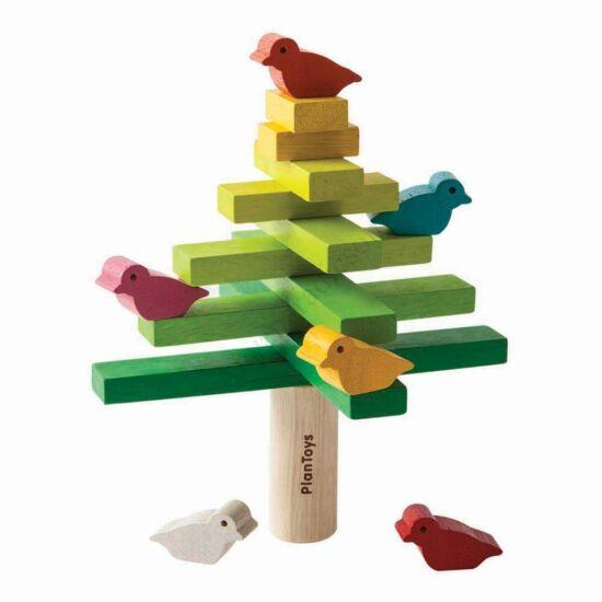 PlanToys egyensúlyozó fa