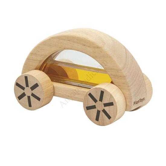 PlanToys vizesautó, sárga