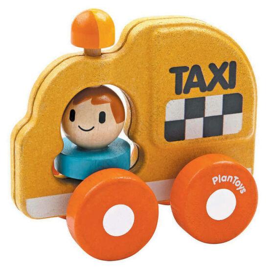 PlanToys taxi