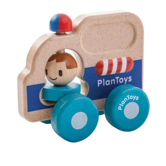 PlanToys mentőautó