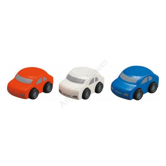PlanToys családi autók