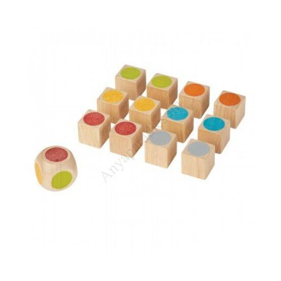 plan toys memória játék