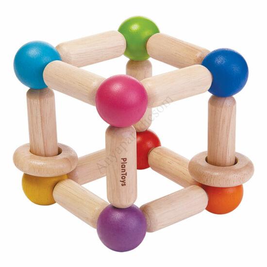 Plan Toys fejlesztő kocka