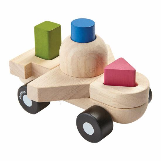 Plan Toys összerakó repülő