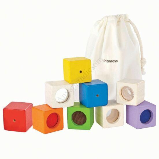 plantoys fejleszto kockak