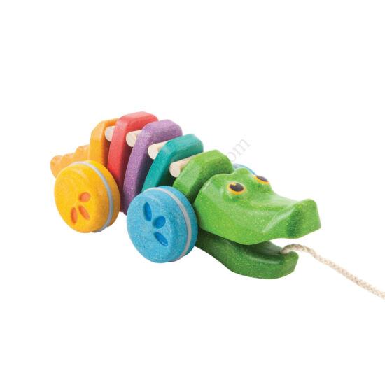 Plan Toys húzható aligátor