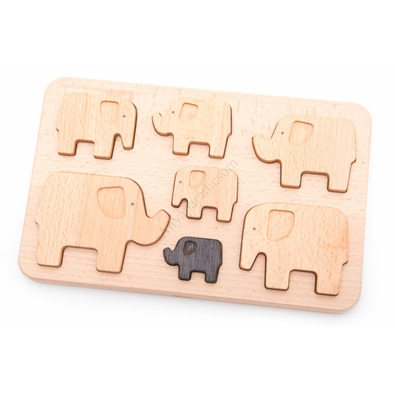 bajo formabeilleszto elefant