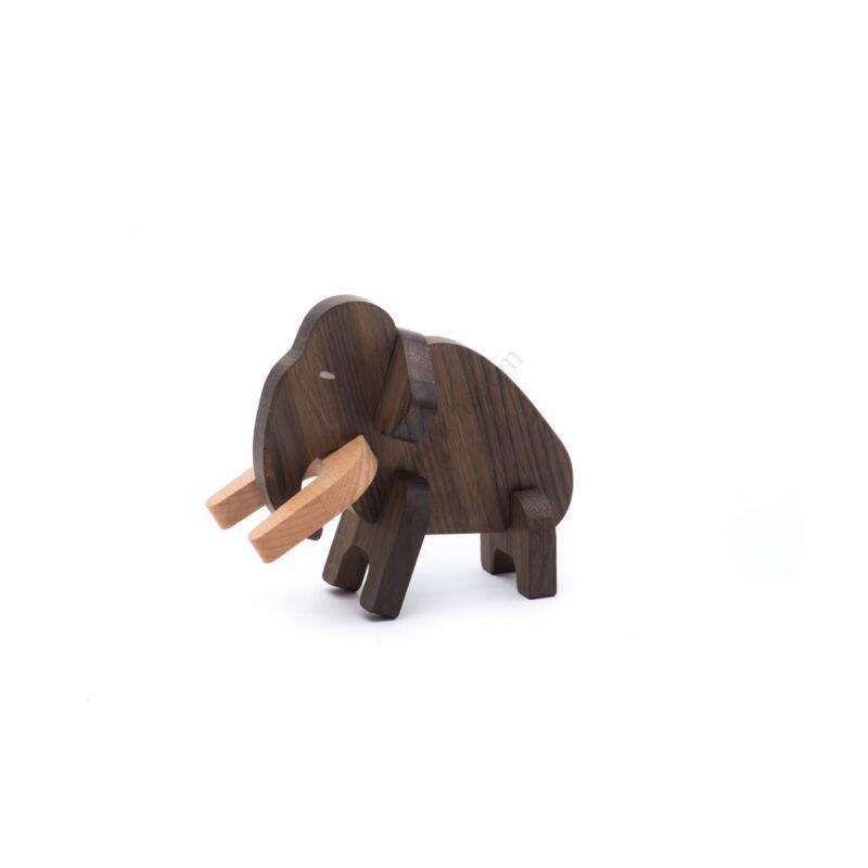 bajo paleo allatok mammut