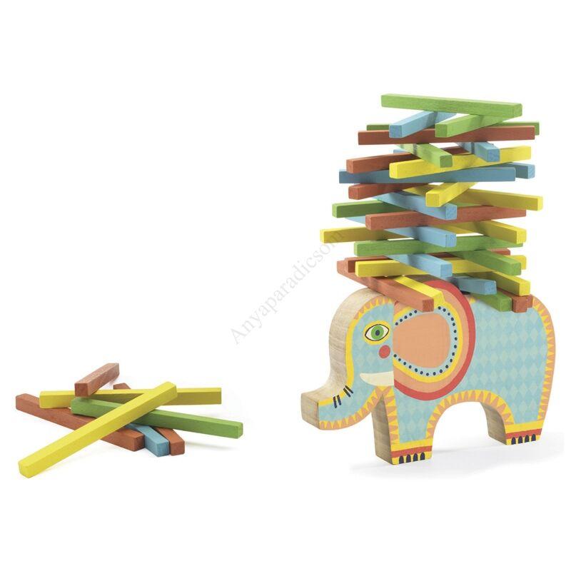 Djeco egyensúlyozó elefánt kifutó