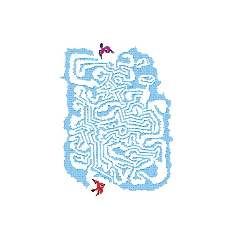 Djeco mini utazós játék, labirintusok