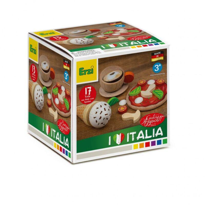 erzi olasz etelek valogatas fajatek szett