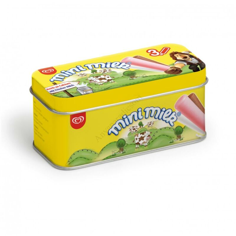 erzi tejes jegkrem fem dobozban