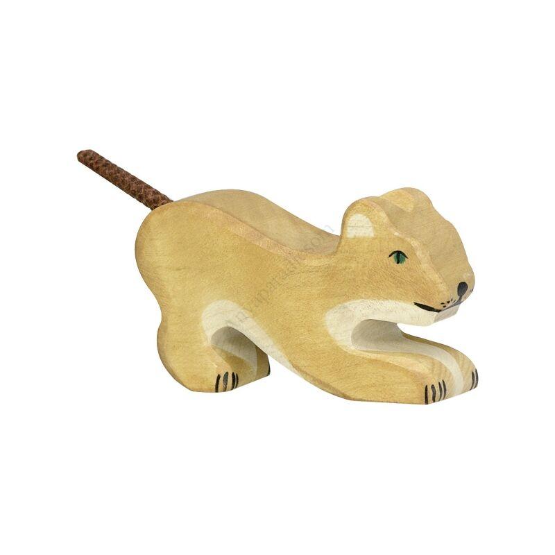 holztiger kolyok jatszo oroszlan