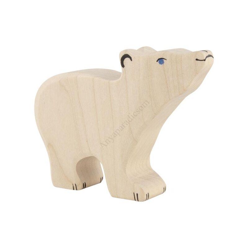 holztiger jegesmedve
