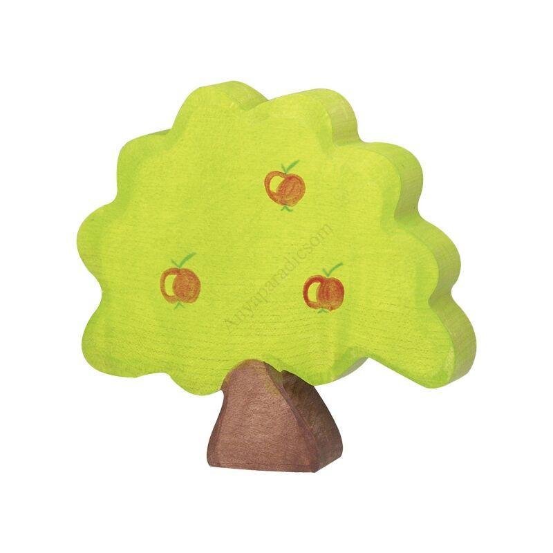 holztiger kicsi almafa