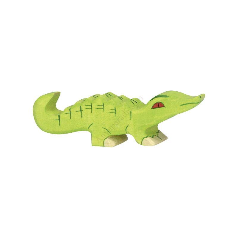 holztiger kicsi krokodil