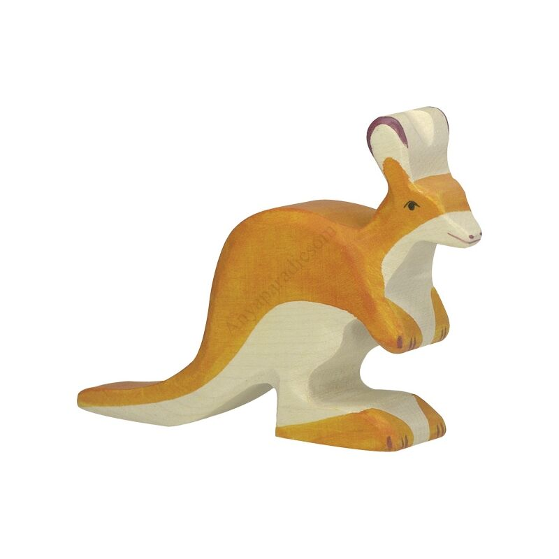 holztiger kicsi kenguru