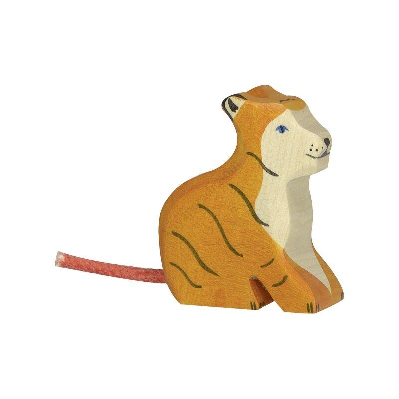 holztiger kicsi ulo tigris