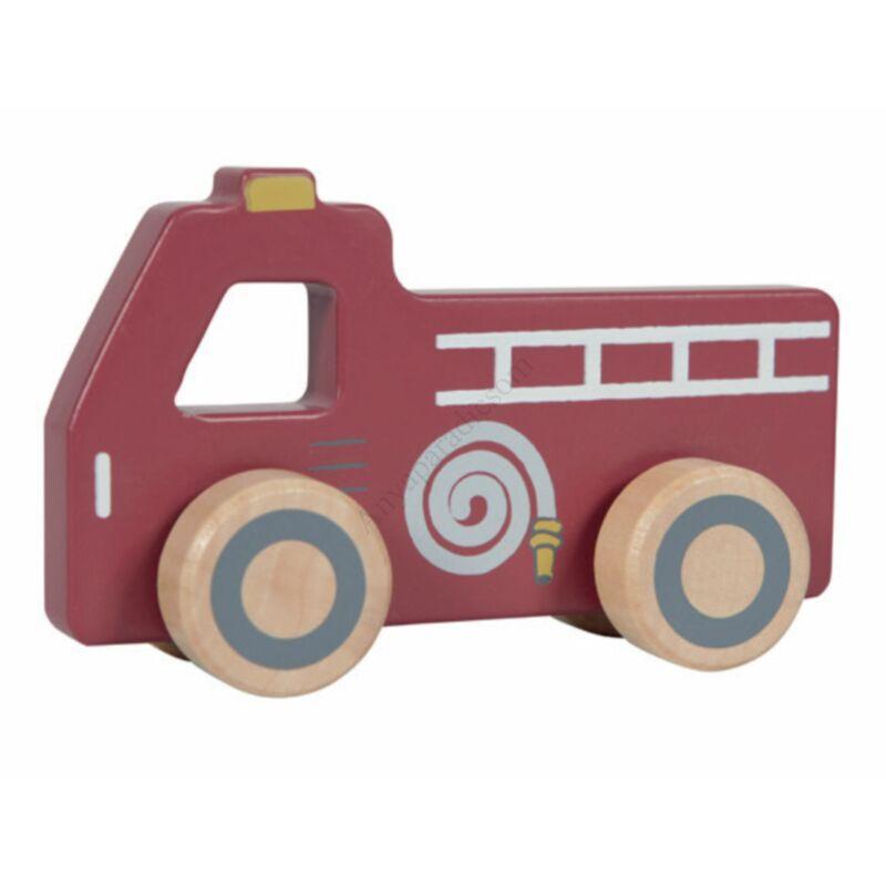Little Dutch vészhelyzeti autók kifutó termék
