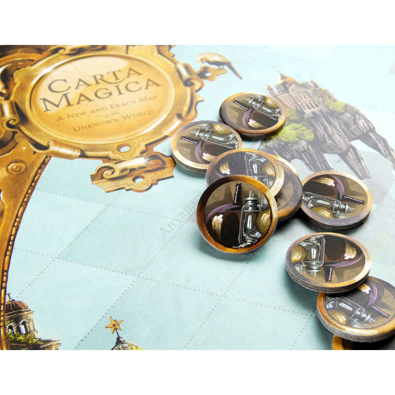 marbushka carta magica tarsasjatek