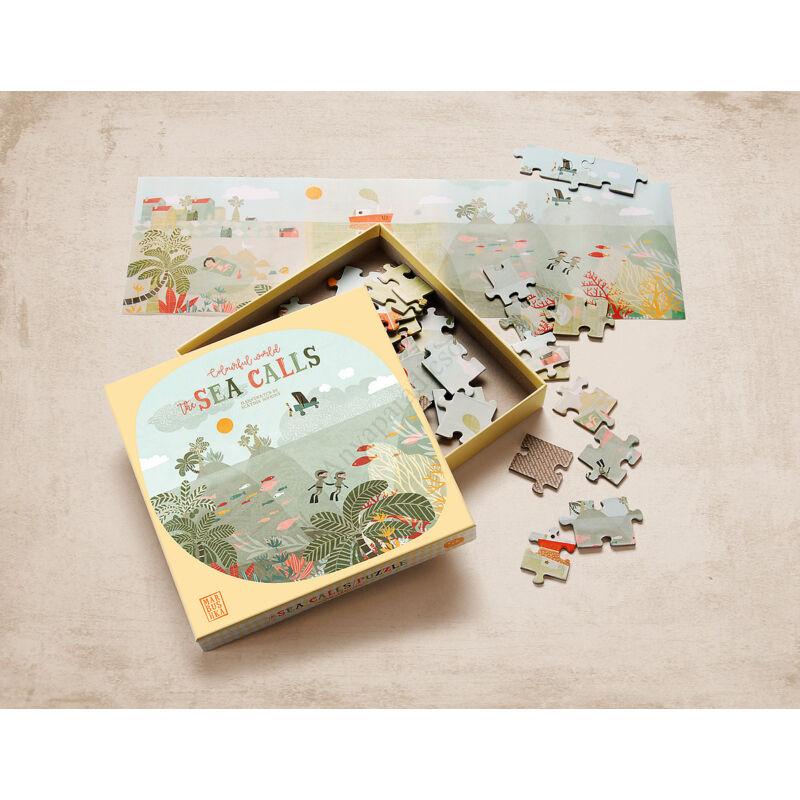 Marbushka Hív a tenger puzzle