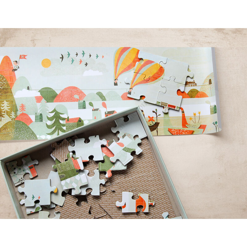 Marbushka Szia természet puzzle kifutó termék