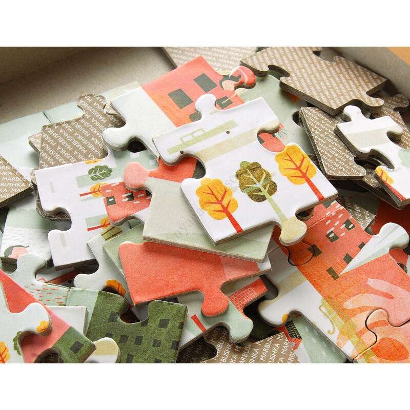 Marbushka Városi kaland puzzle