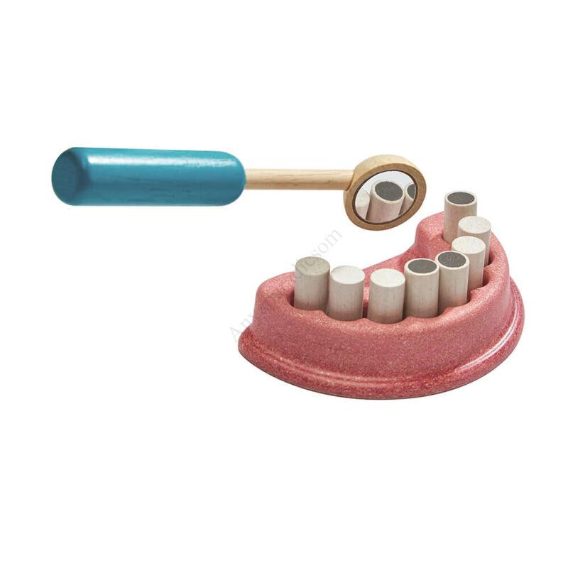 PlanToys fogorvos szett