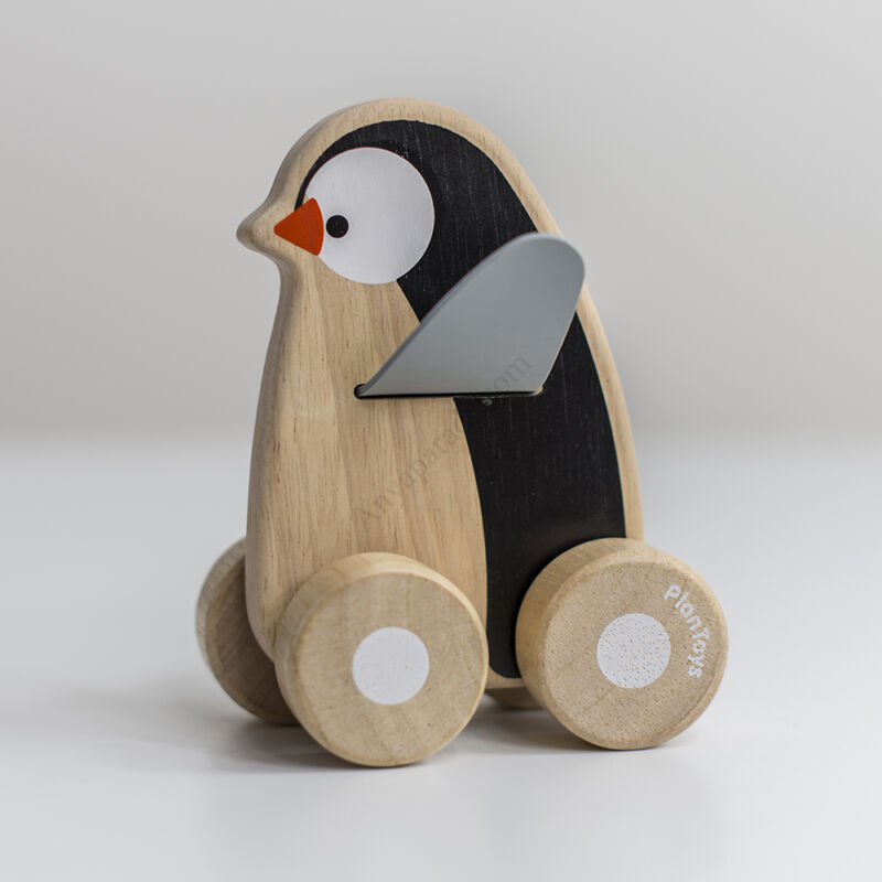 PlanToys pingvin autó kifutó termék