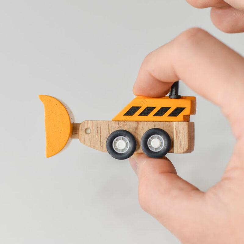 PlanToys emelős autók
