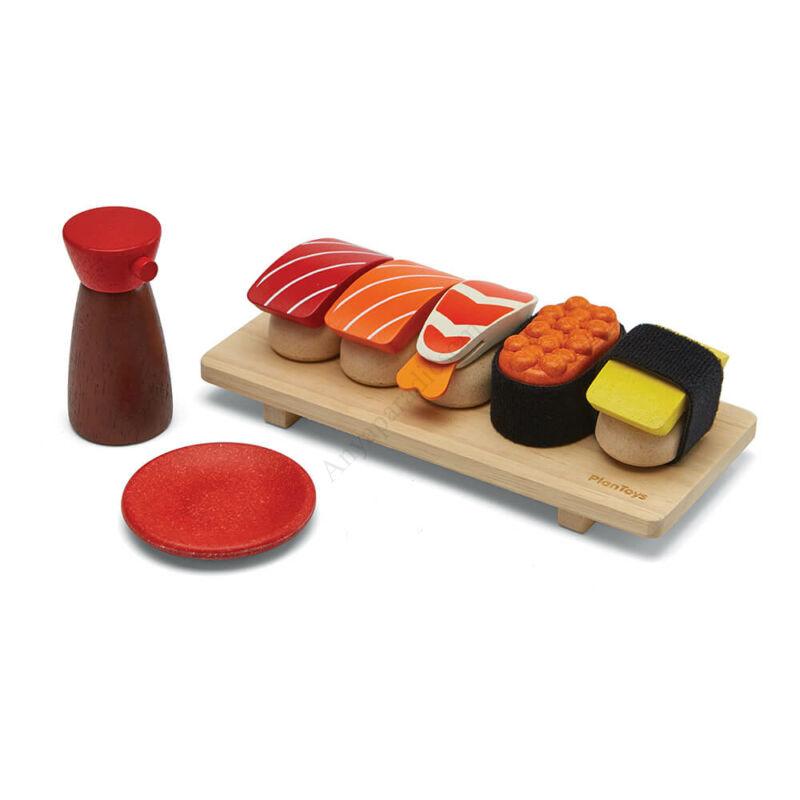 plantoys sushi szett